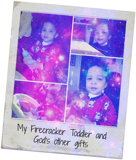 Firecracker Toddler