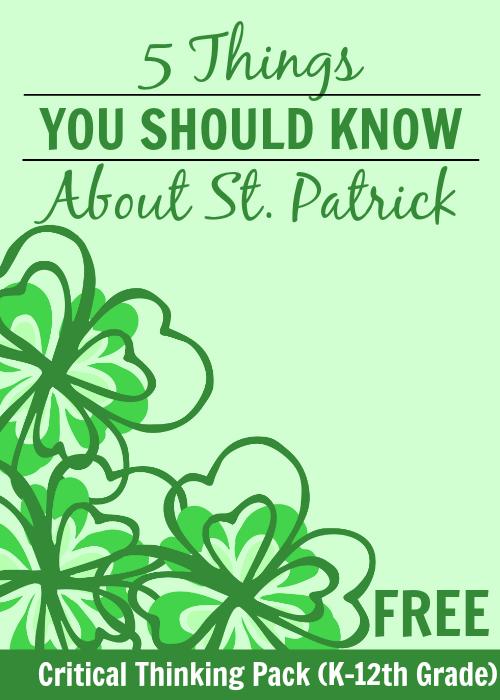 St. Patrick Day Study