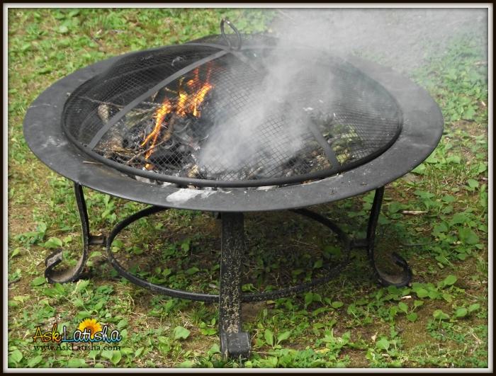 fire pit fun